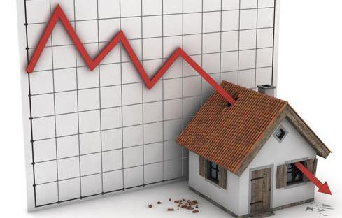 Prix des maisons en chute en 2012?