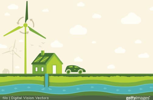 Maison BBC : faites le choix d'une habitation écologique