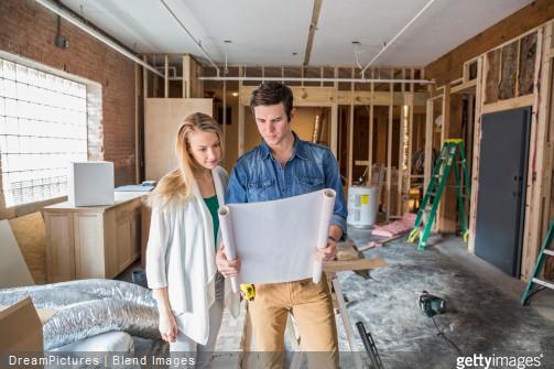 Mode d'emploi : une maison en prêt-à-finir