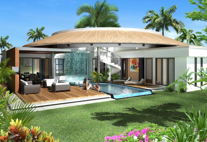 Investir dans l immobilier l le maurice comment faire for Acheter une maison en thailande