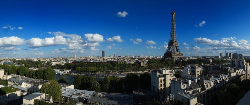 Bien d'exception à Paris