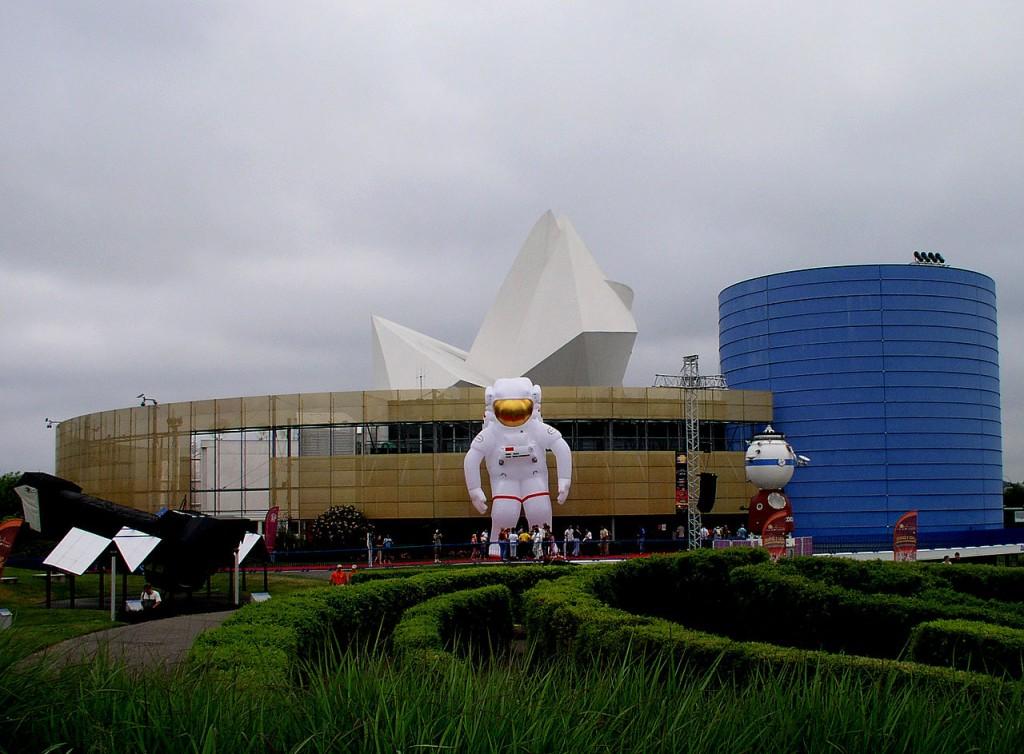 La Cité de l'Espace à Toulouse est un bel exemple du dynamisme de la ville.