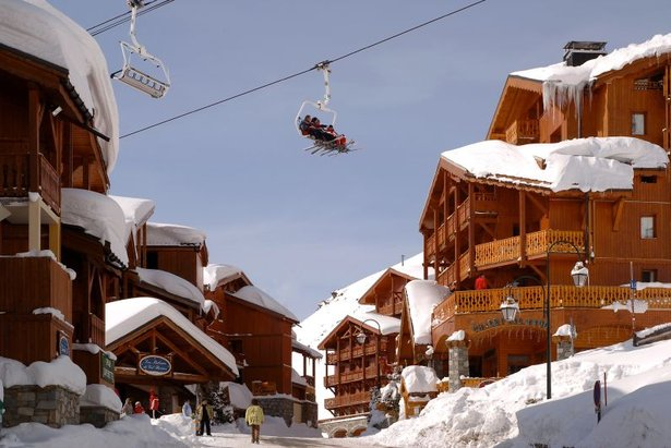 station de ski val thorens