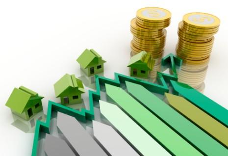 immobilier graphique