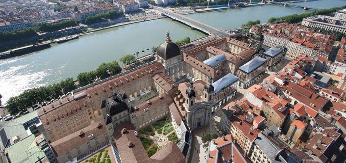 Zoom sur l'immobilier d'entreprise à Lyon et sa région