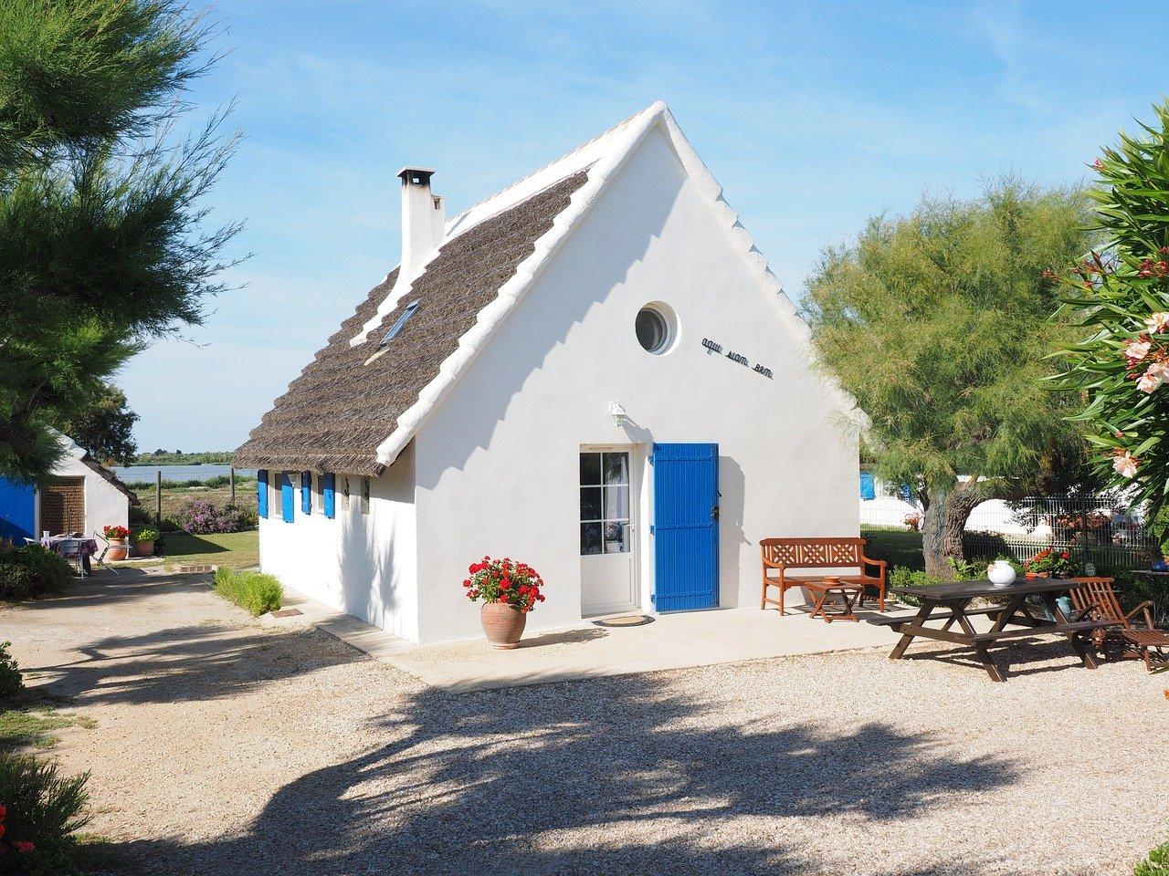 maison de vacances dans les Bouches-du-Rhône
